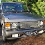 Adrian - Range Rover Classic